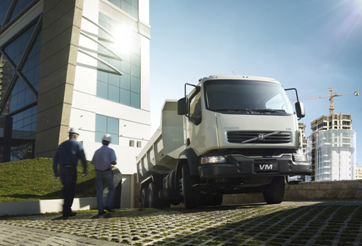 Caminhões transporte de carga
