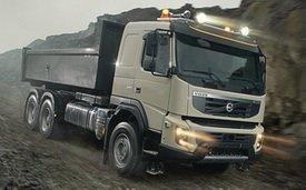 Caminhão Volvo FMX