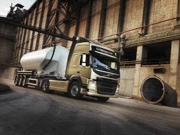 Caminhões para transporte de carga perigosa